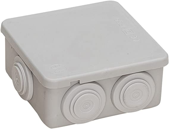 Famatel M111751 - Caja estanca ip55 80 x 80 x 36: Amazon.es ...