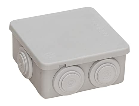 FAMATEL 3002 - Caja estanca 80x80x36 con conos