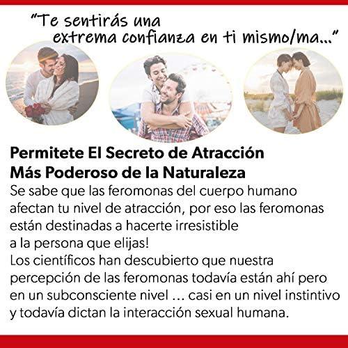 Colonia Con Feromonas Para Atraer Mujeres Poderosas Sexo Feromona Para Amor Botella De 1oz Beauty