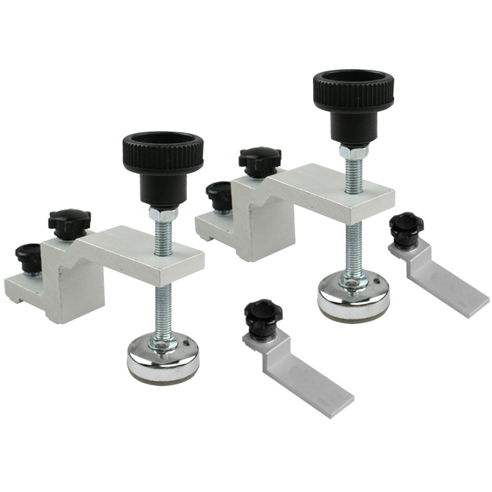 Hold Down Kit For Pro-Grip Straight Edge Clamps PW598 Peachtree Woodworking