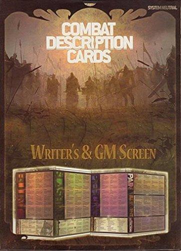 d GM Screen (Rpg Gm Screen)