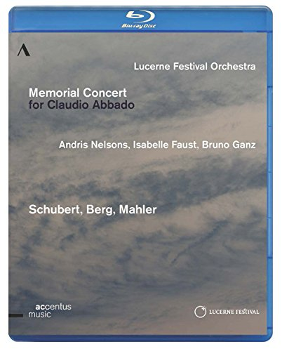 Memorial Concert for Claudio Abbado [Blu-ray]