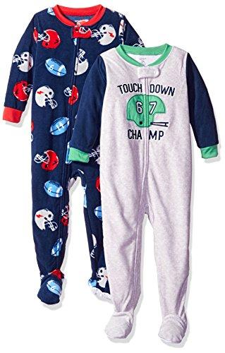 Carters Baby 2 Pack Fleece Pajamas