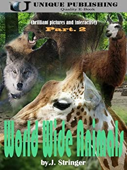 World Wide Animals : Education Reading, Childrens books