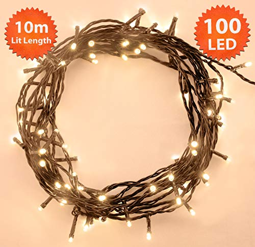 Outdoor Mains Fairy Lights in US - 3