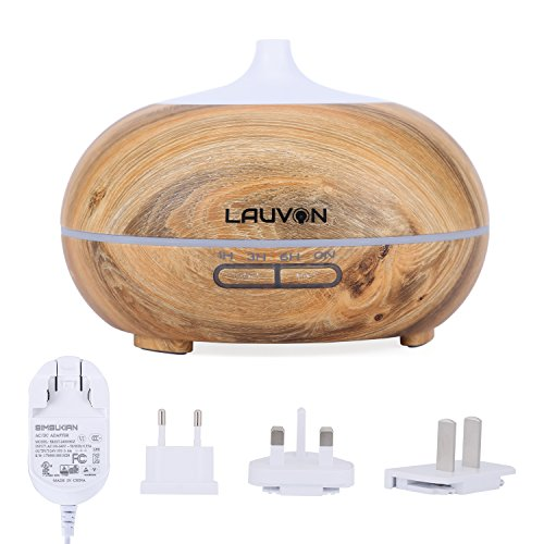 essential-oil-diffuser-lauvon-300-milliliter-ultrasonic-cool-mist-tabletop-humidifier-with-travel-ad