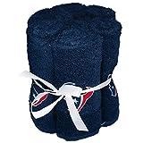 The Northwest Company NFL Houston Texans Washcloth 6-Pack Set