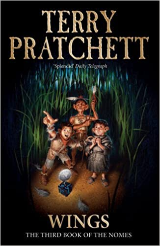 Wings: The Third Book of the Nomes (The Bromeliad Trilogy) by Terry Pratchett (2004-04-29)