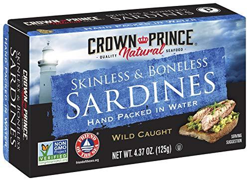 Crown Prince Natural Skinless