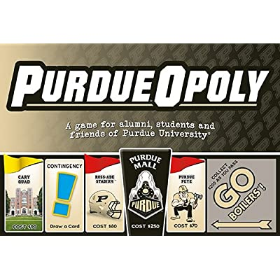 Late for the Sky Purdue University -Purdueopoly: Toys & Games