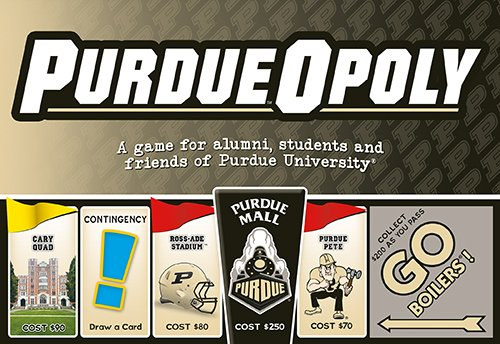 (Late for the Sky Purdue University -Purdueopoly)