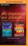 img - for Iris and Roy Johansen - Collection: Silent Thunder & Storm Cycle book / textbook / text book