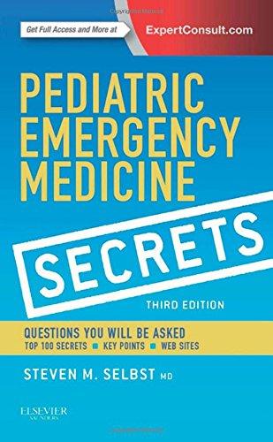 Medicine Paediatric Emergency (Pediatric Emergency Medicine Secrets, 3e)