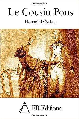 Lire Le Cousin Pons pdf, epub