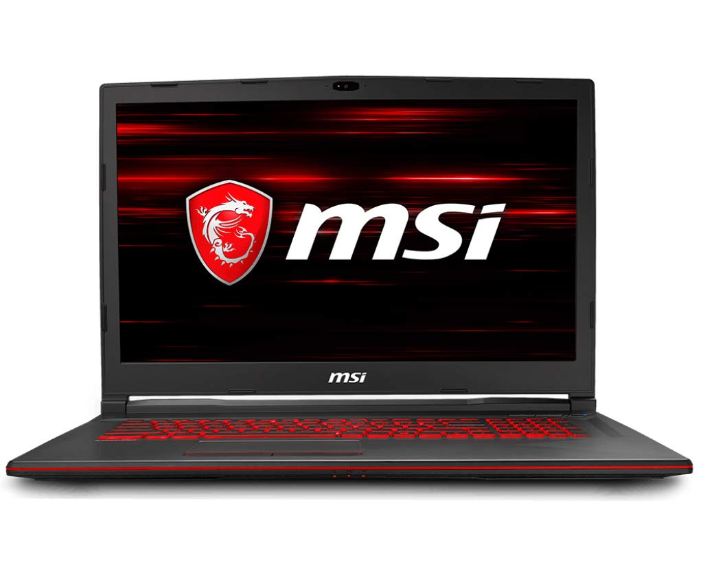 MSI GL73 8RD i7 8 N BK Dos| 8RD-017 - Notebook - Core i7 Mobile