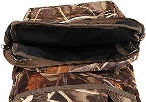 COCO Durable Universal Mossy Oak Infinity Camouflage ATV Tank Bag Saddle Bag ...