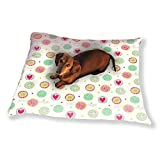 Patches Dog Pillow Luxury Dog Cat Pet Bed