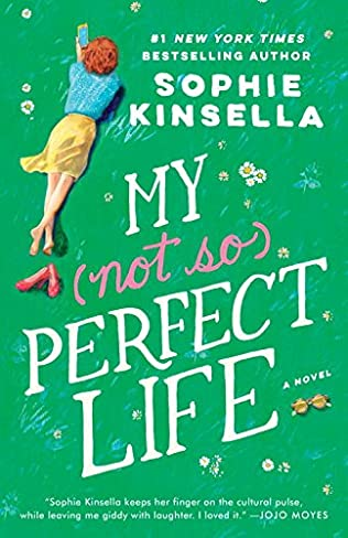 book cover of My Not So Perfect Life
