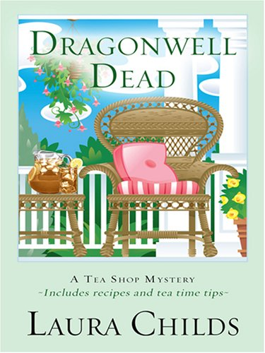 Download Dragonwell Dead: A Tea Shop Mystery (Wheeler Large Print Book Series) PDF