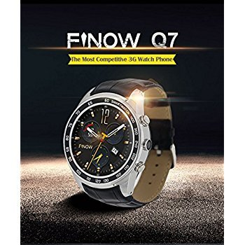 Finow Q7 Plus Android 5.1 3 G Phone Call 512 MB RAM 8 GB ROM Heart ...