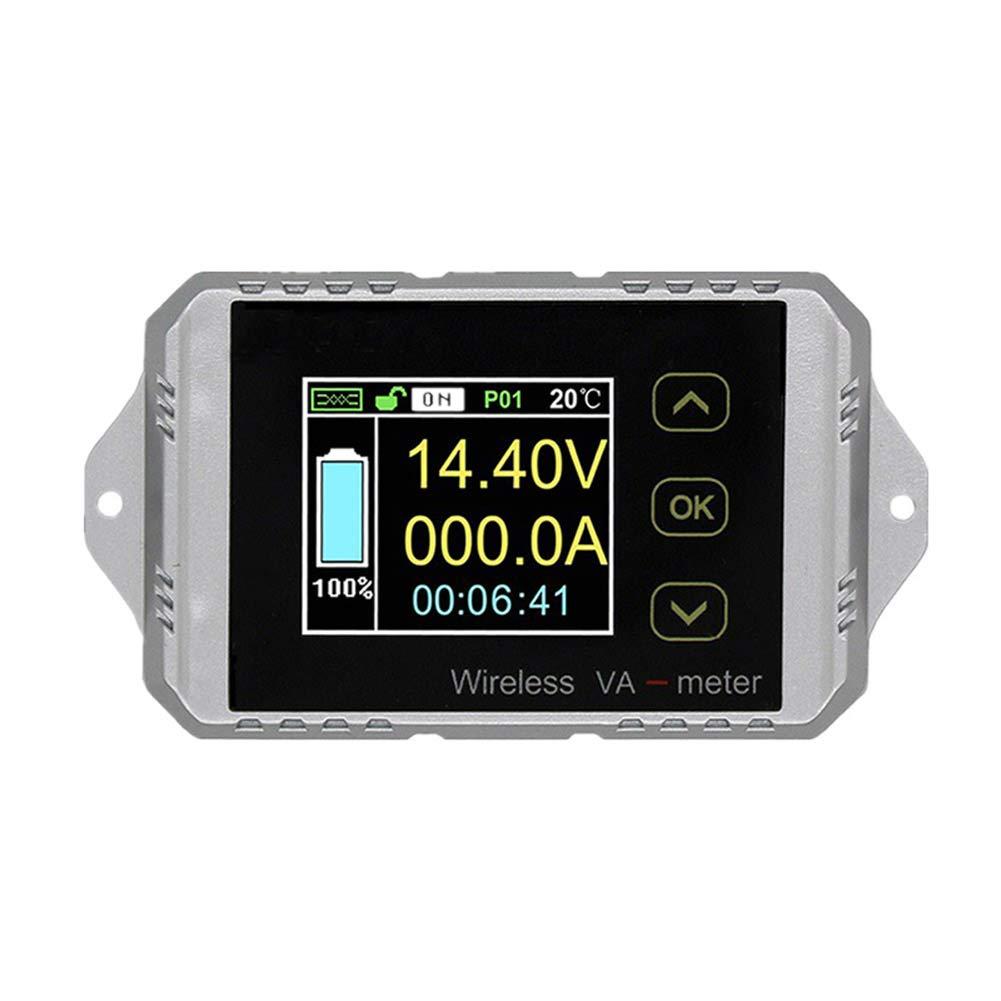 Wireless Digital Multimeter DC Voltage and Current Meter Voltmeter Ammeter Coulomb Counter VAT-1300 0-100V 0-300A