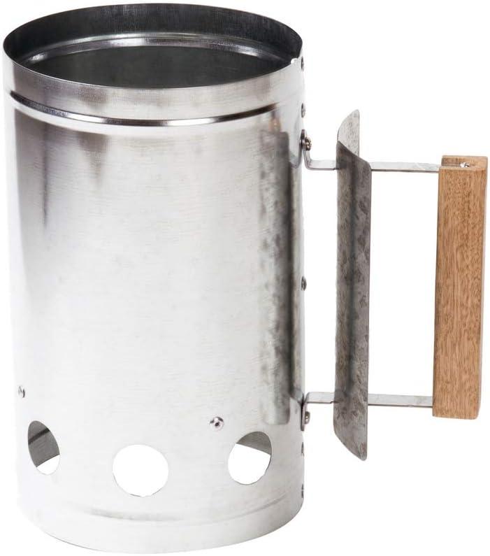 Encendedor de Barbacoa de Acero galvanizado de 27x28x17 cm - LOLAhome
