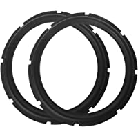 SimpleLife 12 Inch Subwoofer Speaker Surround Foam Repair Accessory (Set of 2)