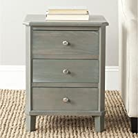 Safavieh American Homes Collection Joe French Grey End Table