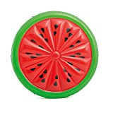 "Intex Watermelon, Inflatable Island, 72"" X 9"""