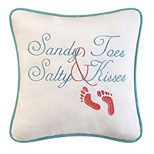 51D2o5wBzlL._SS300_ 100+ Coastal Throw Pillows & Beach Throw Pillows