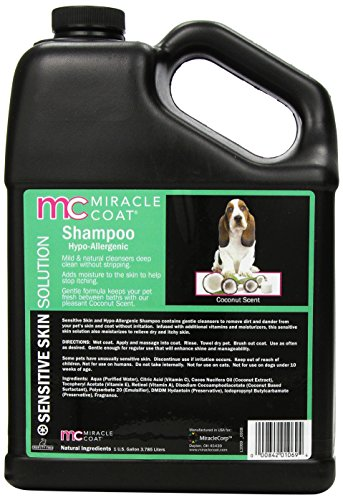 Miracle Care Miracle Coat Leave in Conditioner and Lusterizer, 12 oz