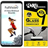Roxel® LG Q6 360° Flexiable Tempered Glass with Unbreakable Impossible Film Glass [ Better Than Tempered Glass ] Screen Protector for LG Q6