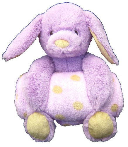 Animal and Blanket Toy and Blanket,Lilac Bunny