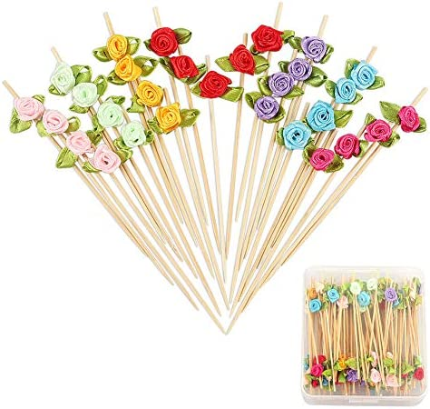 Cocktail Appetizer Toothpicks Valentines Box MSL119 product image