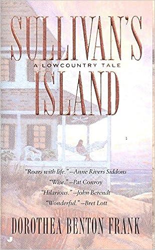 Image result for Sullivan's Island by Dorothea Benton Frank