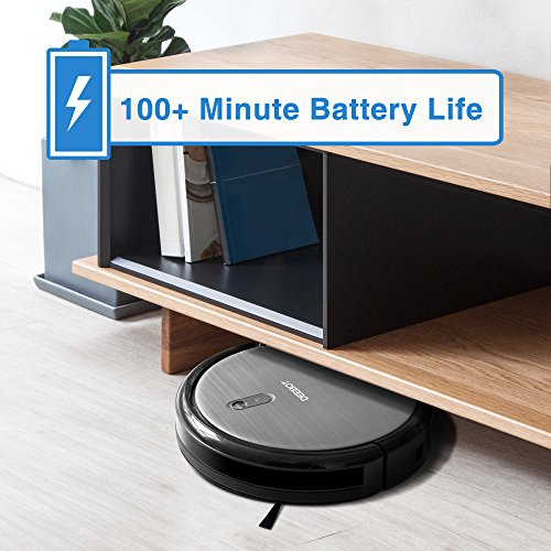 Large Product Image of ECOVACS DEEBOT N79 Robotic Vacuum Cleaner with Strong Suction, for Low-pile Carpet, Hard floor, Wi-Fi Connected