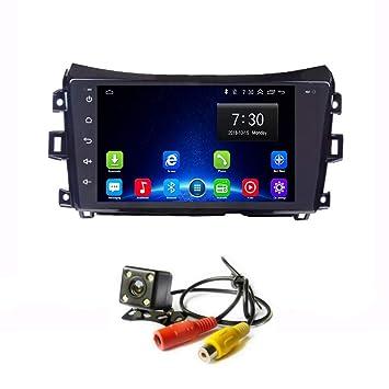 Radio de Coche GPS Navi Android 8.1 IPS en el salpicadero Video ...