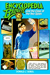 Encyclopedia Brown and the Case of the Two Spies Kindle Edition