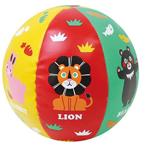 ふわふわアニマルボール 72個セットまとめ買い 3歳以上 かわいい動物のやわらかいクッションボールです   B079BDGSDP