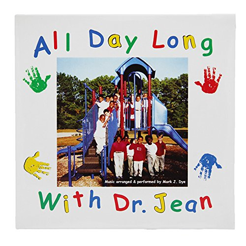 Melody House All Day Long with Dr. Jean Music CD