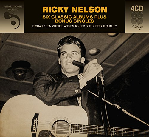 Ricky Nelson - The American Dream CD 6 - Zortam Music