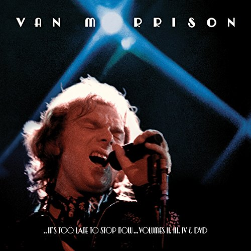 It's Too Late To Stop Now Volumes 2. 3. 4 (3Cd/Dvd) [Japanese Obi strip with English songs] (Van Morrison Its Too Late To Stop Now)