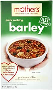 Amazon.com: Mothers Quick Cooking Barley, 11 Ounce (Pack