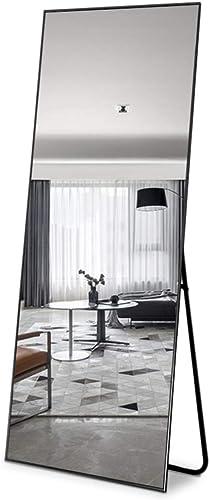 Leafmirror Floor Full Length Mirror Standing Full Body Dressing Mirror
