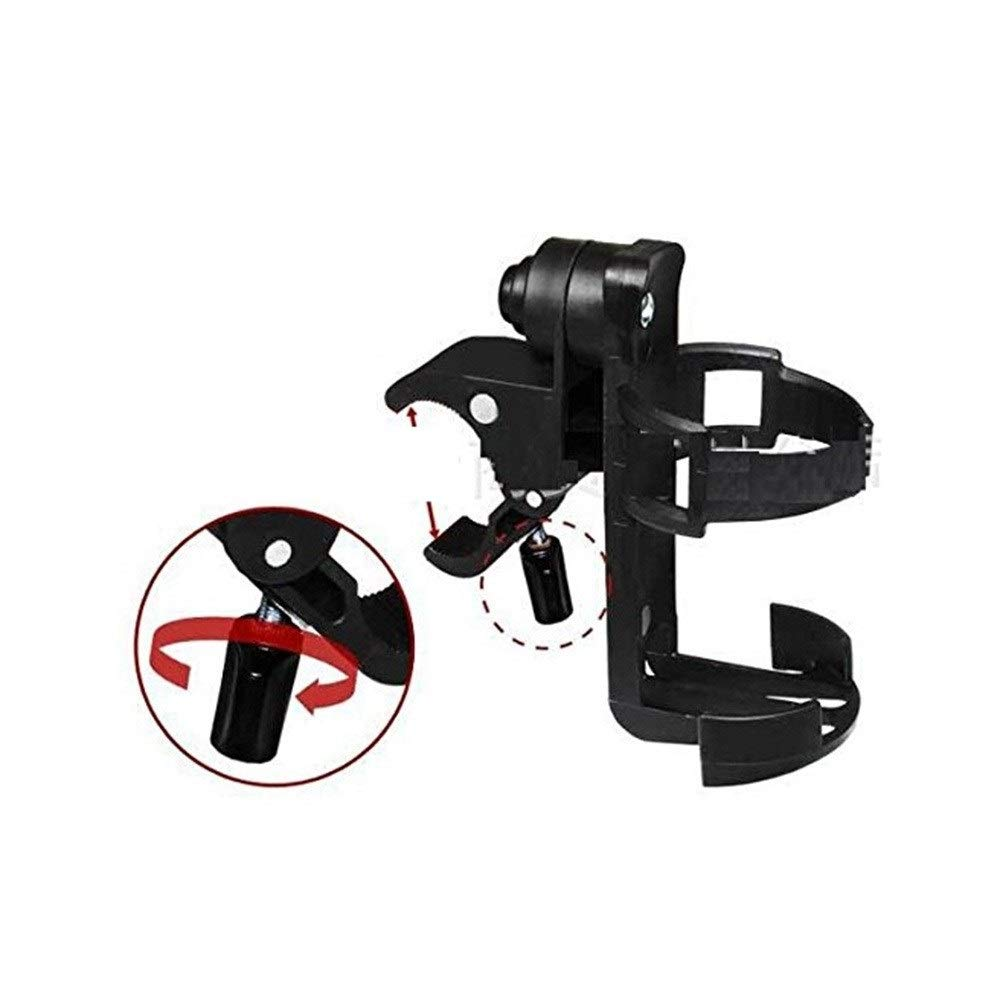 FASKT Cup Holder, Drink Holders, 360 Degrees Universal,for Baby Stroller, Bike Cup Holder, Convenience Store Cups and Bottles by FASKT (Image #7)