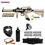 Tippmann Cronus Paintball Marker Gun Starter Package