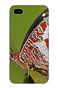 Awesome Case Cover/iphone 4/4s Defender Case Cover(animal Butterfly) Gift For Christmas