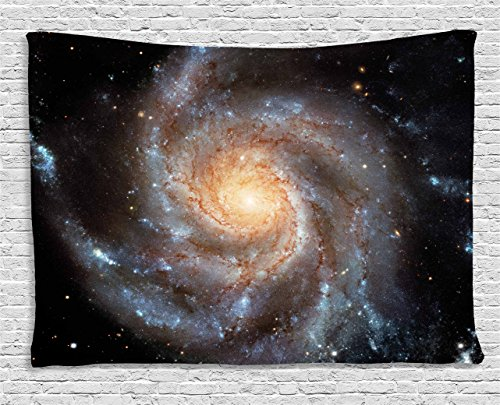 Tapestry Hanging Ambesonne Astronomy Bedroom