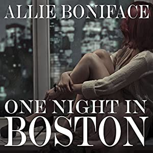 One Night in Boston Hörbuch