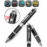 Spy Pen Hidden Camera, Amomb HD 1080P Hidden Camera Pen Portable Multifuntional Writing Pen Mini Camera